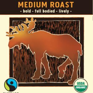 Backwoods | Medium Roast Coffee Blend