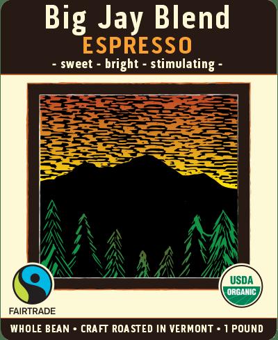 Big Jay Blend | Espresso