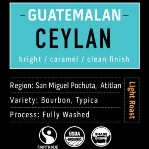 Ceylan | Light Roast Coffee