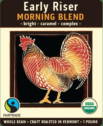 Early Riser   Light Morning Blend Coffee