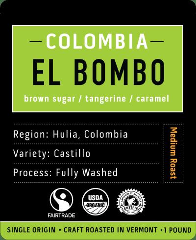 El Bombo | Colombia Coffee