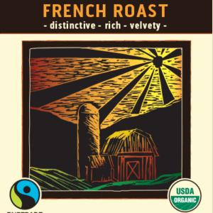 Farm House French Roast Extra Dark Coffee Blend