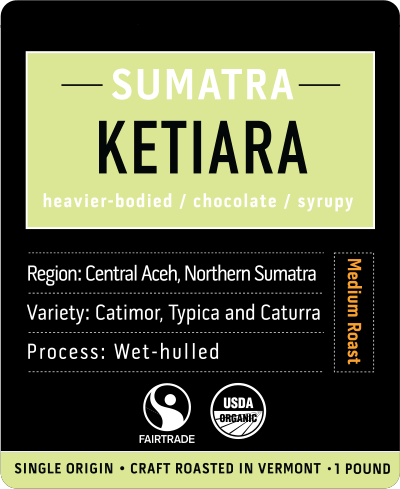 Sumatra | Medium Roast Coffee